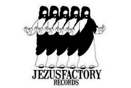 Jezus factory records - www.jezusfactory.com