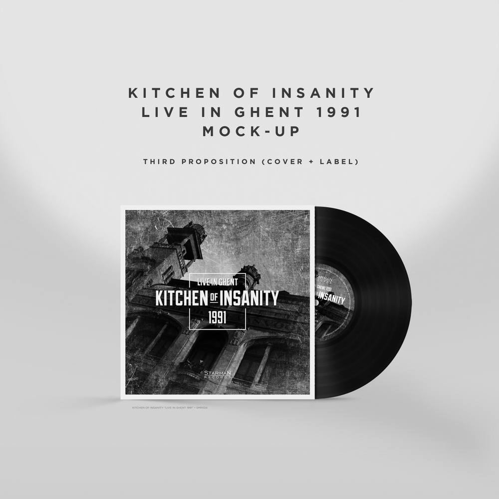 Kitchen of Insanity - Live in Ghent, 1991