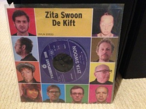 Zita Swoon – Split 7″ With De Kift
