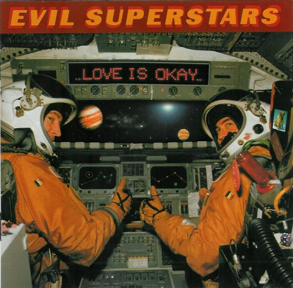 Evil Superstars, Mauro Pawlowski - Love Is Ok