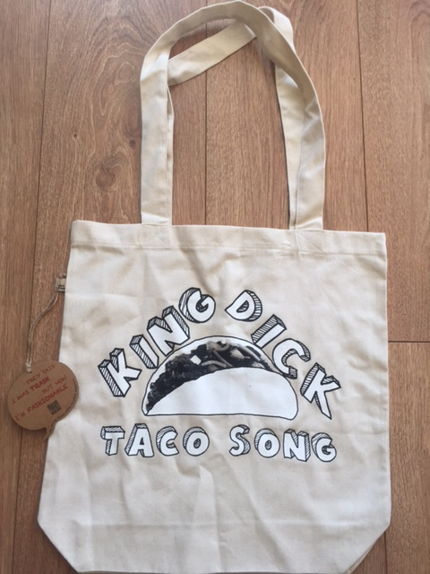 King Dick - Recycled Tote Bag
