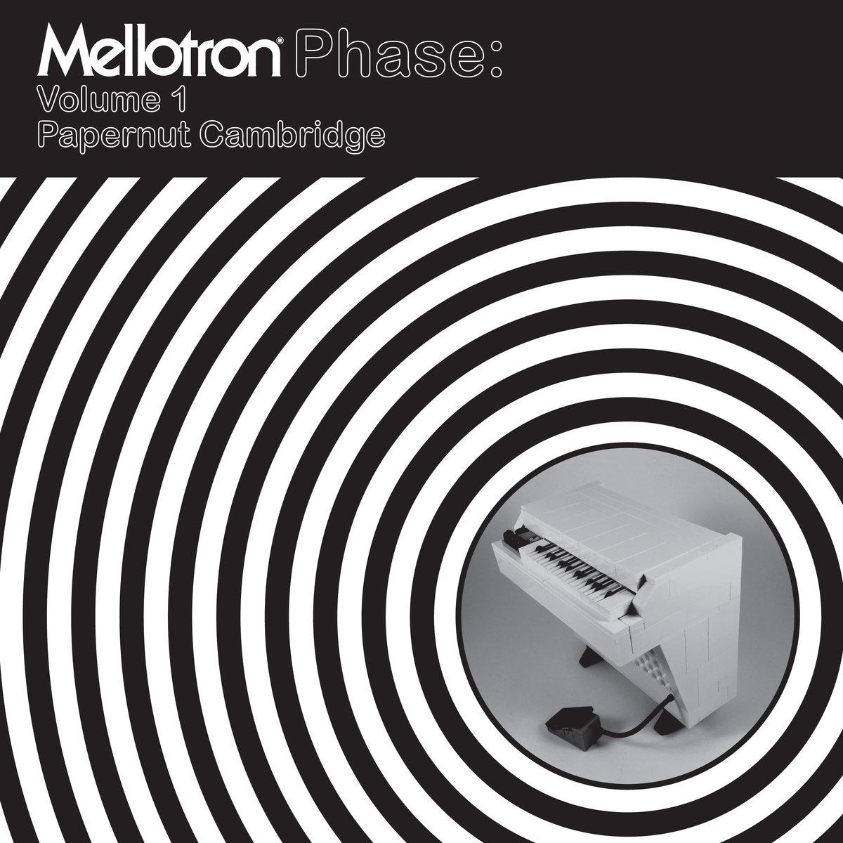 Papernut Cambridge - Mellotron Phase: Volume 1