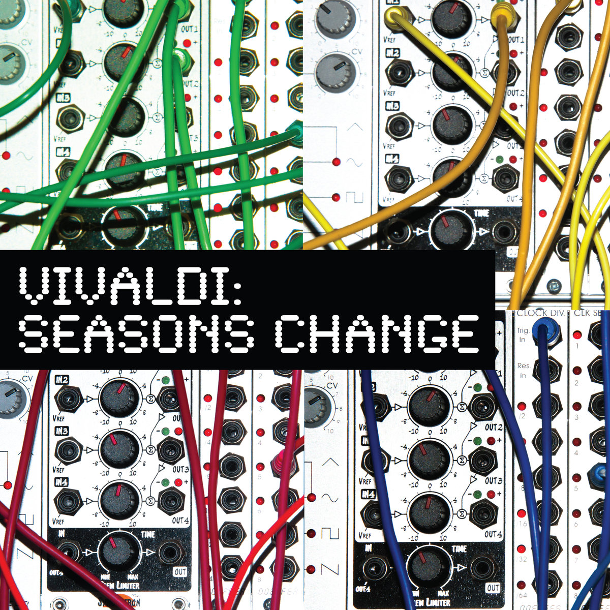 Willie Gibson - Vivaldi: Seasons Change