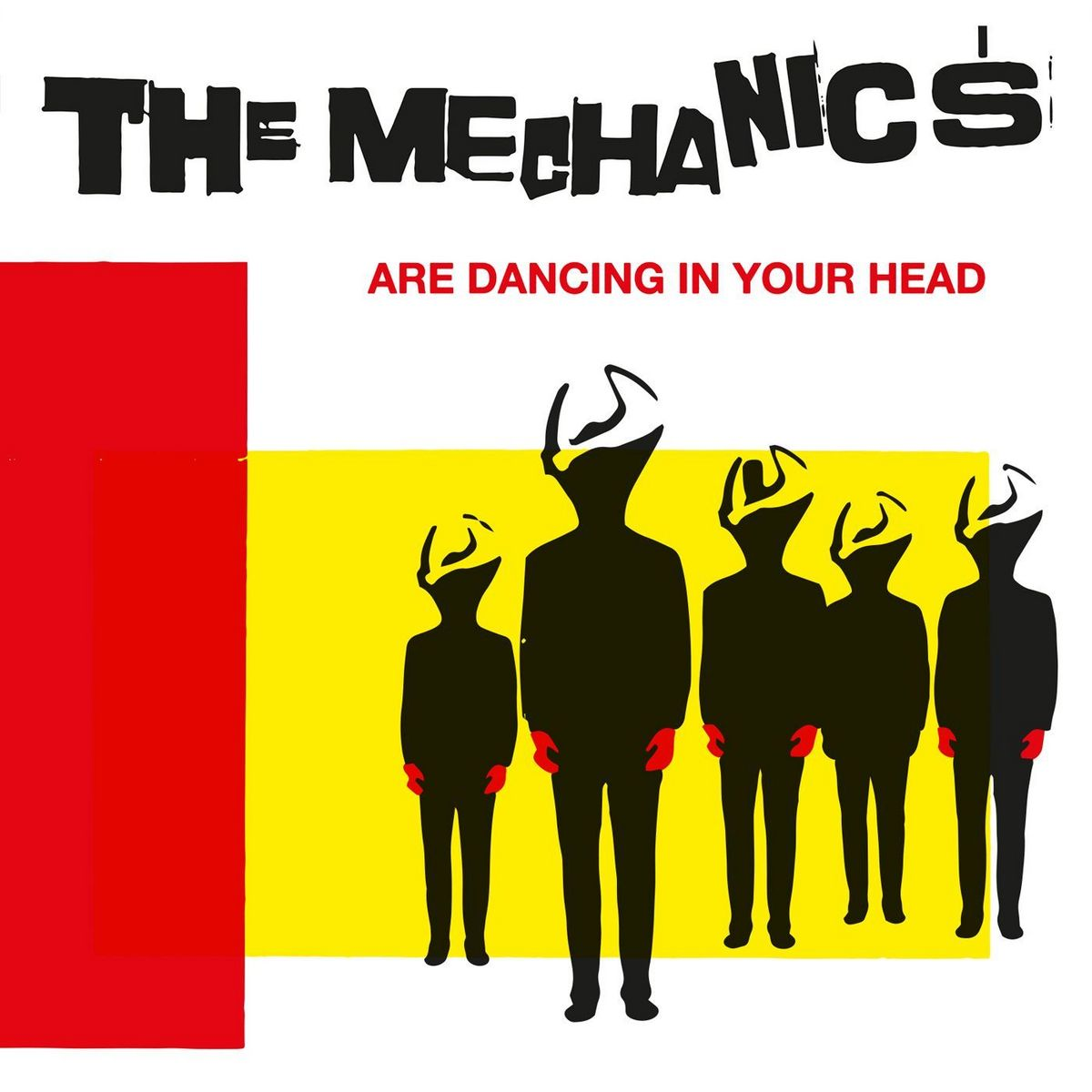The Mechanics - The Mechanics Are Dancing In Your Head