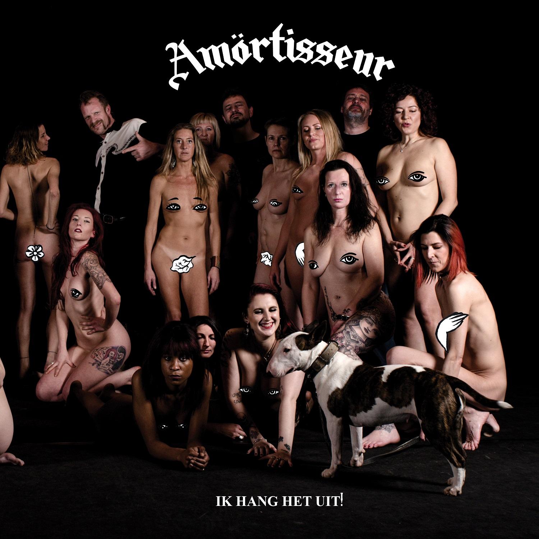 Amörtisseur - IK HANG HET UIT! (Belgian Motörhead Tribute)