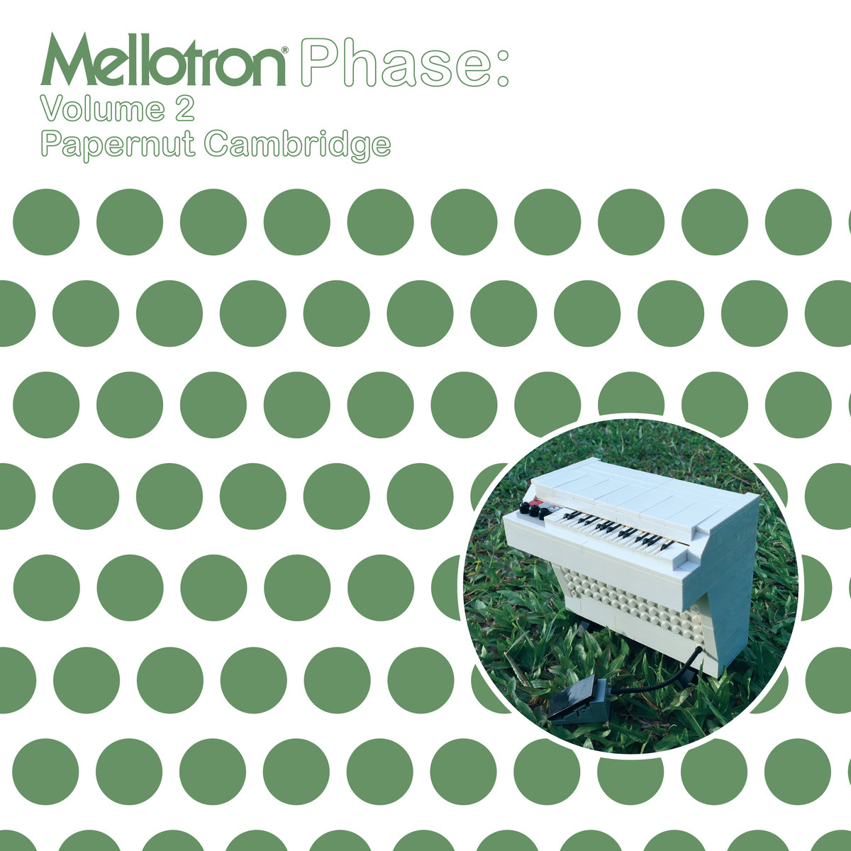 Papernut Cambridge - Mellotron Phase: Volume 2