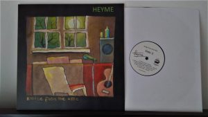 Heyme, Noise From The Attic, Vinyl version