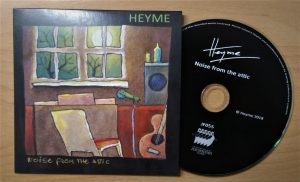 Heyme, Noise From The Attic, CD version