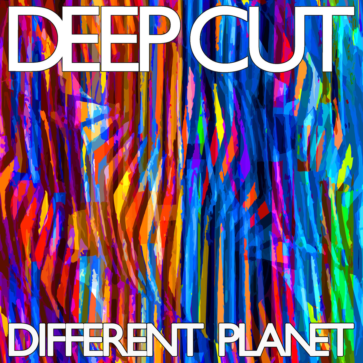 Deep Cut - Different Planet