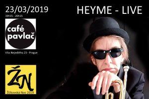 Heyme Live Cafe Pavlac