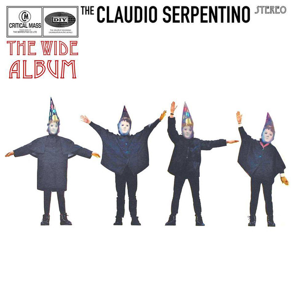 The Claudio Serpentino - The Wide Album