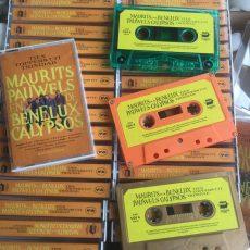 Maurits Pauwels en De Benelux Calypsos - New Jezus Factory Release!!!