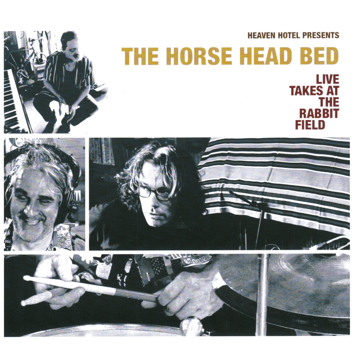 The Horse Head Bed - Live Takes At The Rabbit Field
