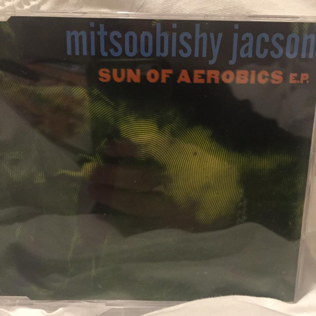 Mitsoobishy Jacson - Sun of Aerobics E.P.