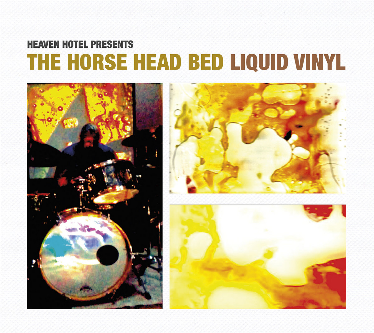 The Horse Head Bed - Liquid Vinyl