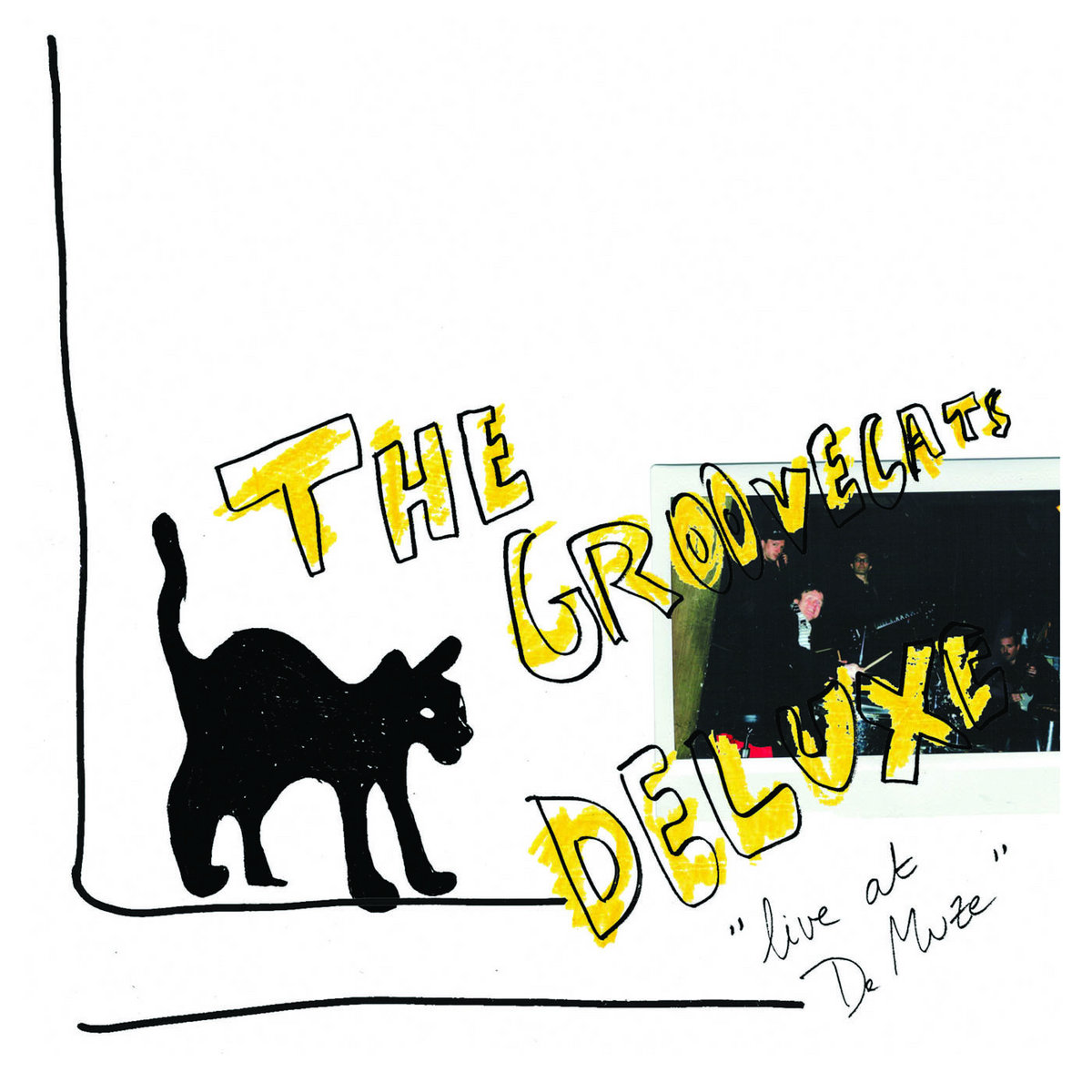 The Groovecats Deluxe - Live At De Muze