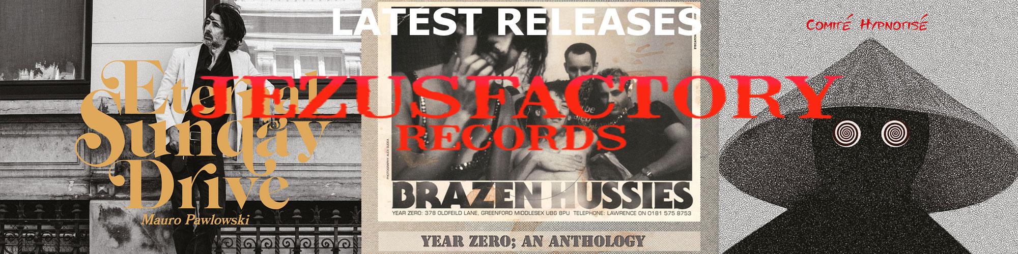 Jezus Factory Records